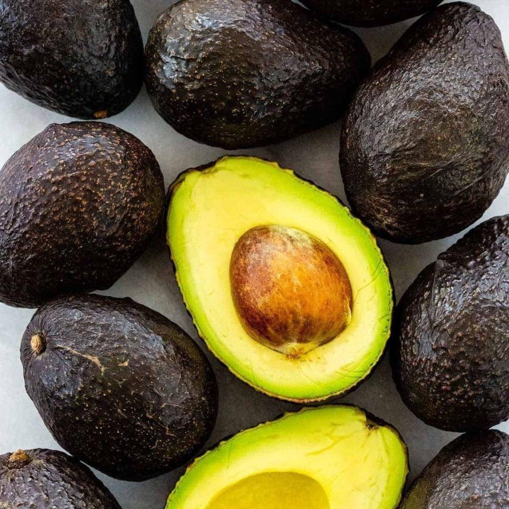 Стоимость авокадо