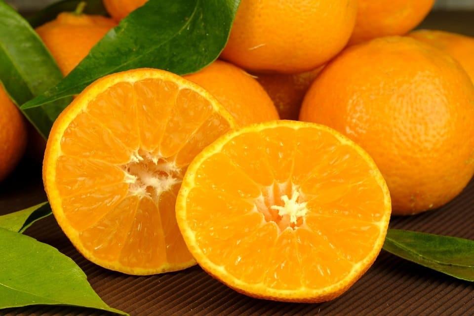 Цена апельсинов за 1 кг