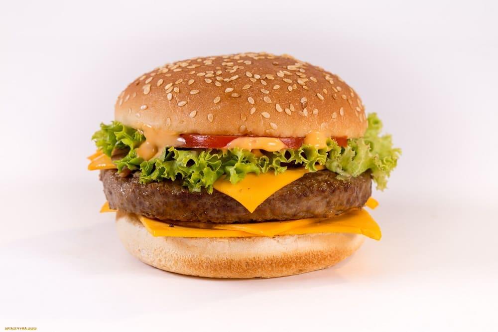Сколько стоит гамбургер