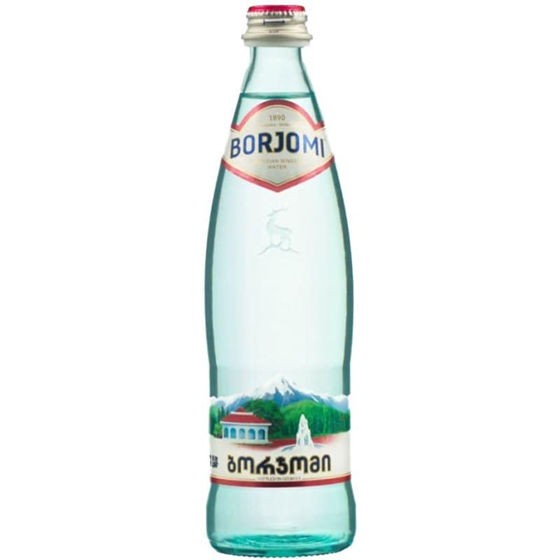 Сколько стоит минеральная вода