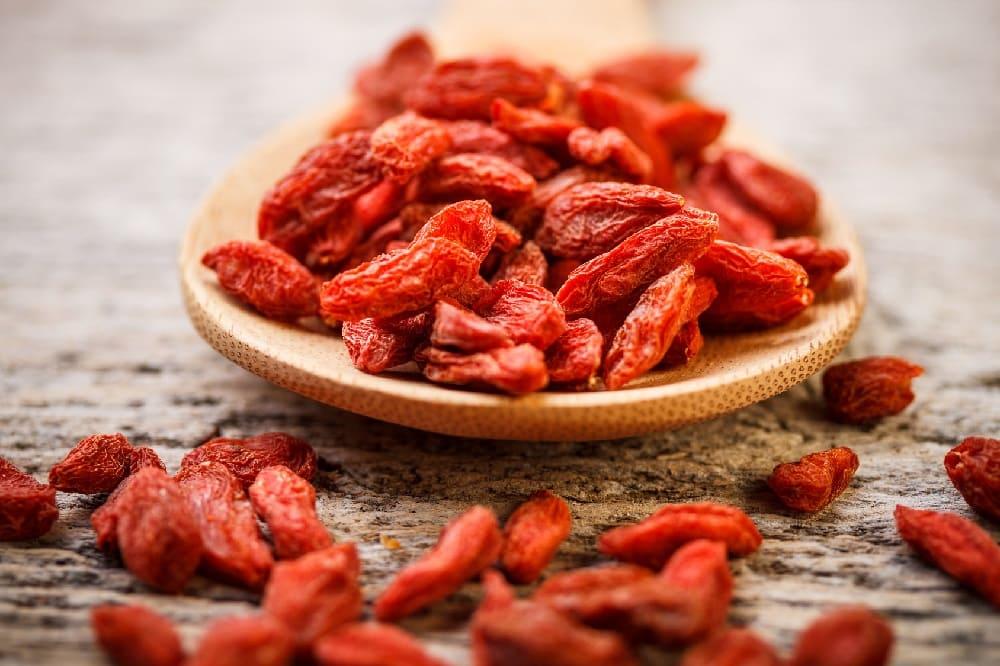Стоимость ягод годжи