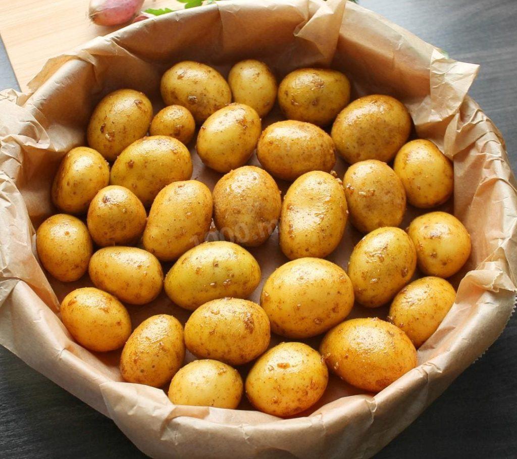 Сколько стоит килограмм картошки
