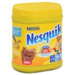 Сколько стоит какао Nesquik?