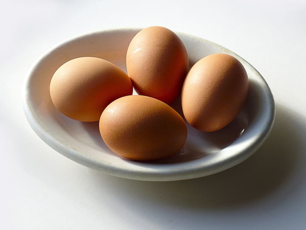 Цена яиц