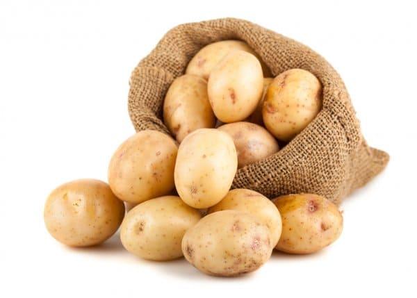 Цена картошки