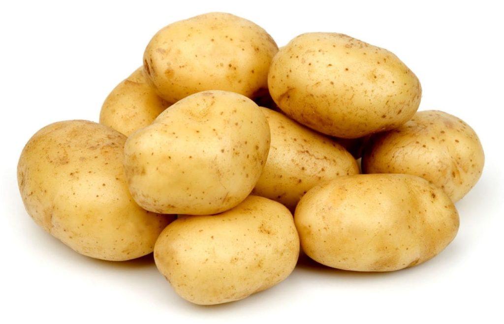 Цена килограмма картошки