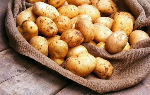 Цена мешка картошки