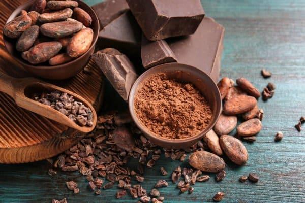 Цена какао