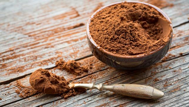 Стоимость какао порошка