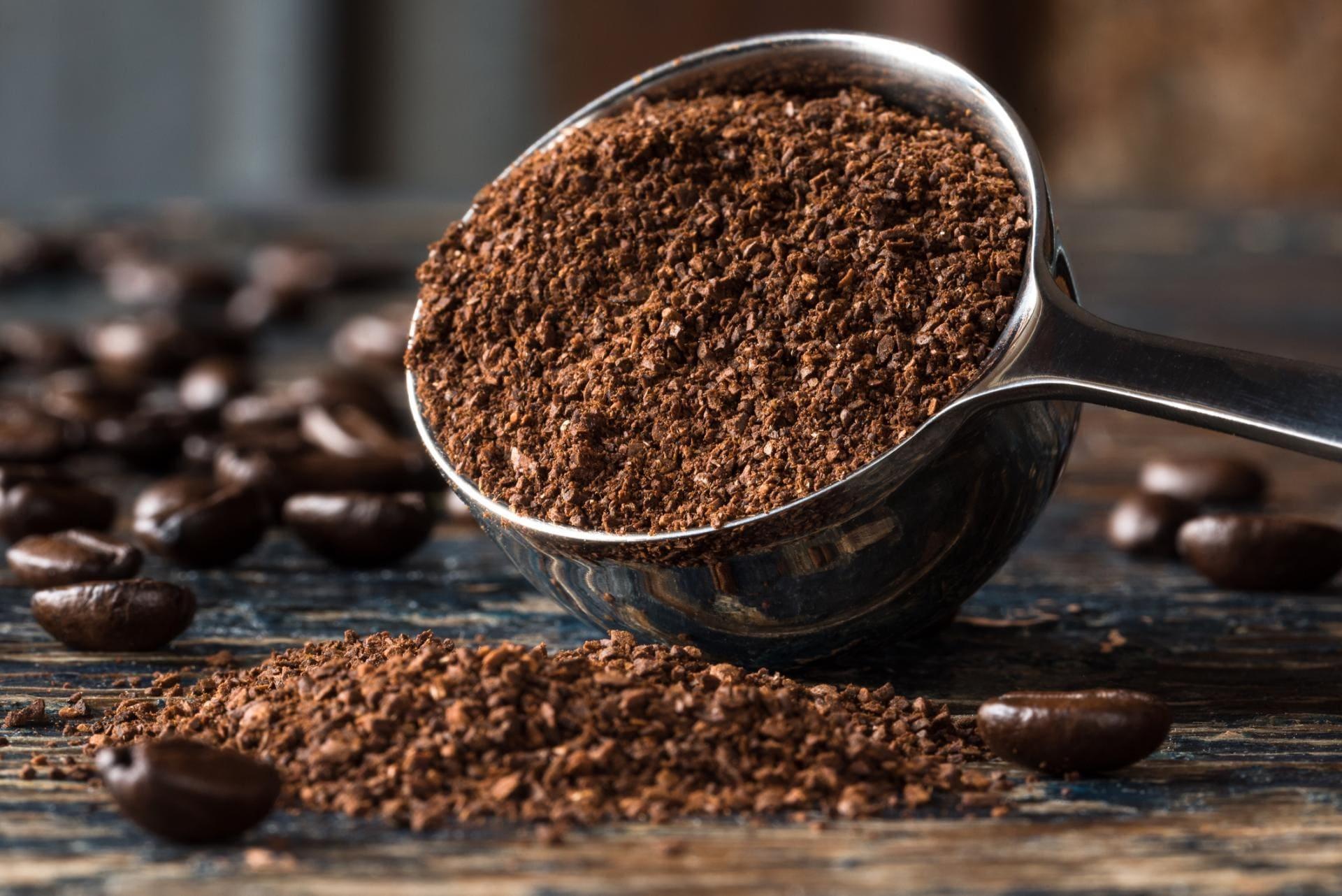 кофе молотый сколько калорий