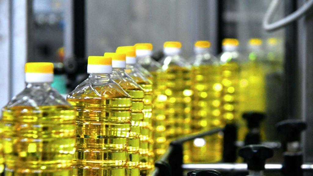 Сколько стоит подсолнечное масло