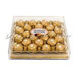 Сколько стоит коробка конфет?