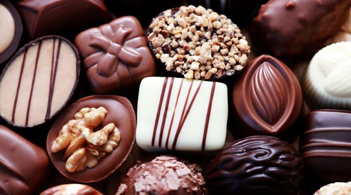 Сколько стоят шоколадные конфеты