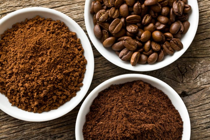 Сколько стоит зерновой кофе