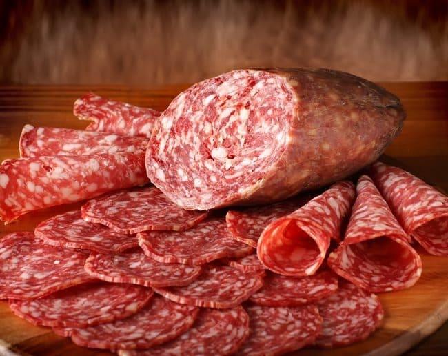 Сколько стоит копченая колбаса