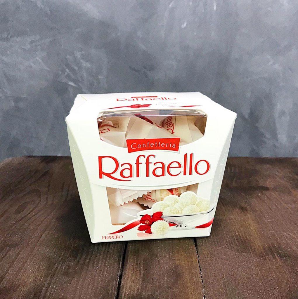 Цена конфет Рафаэлло