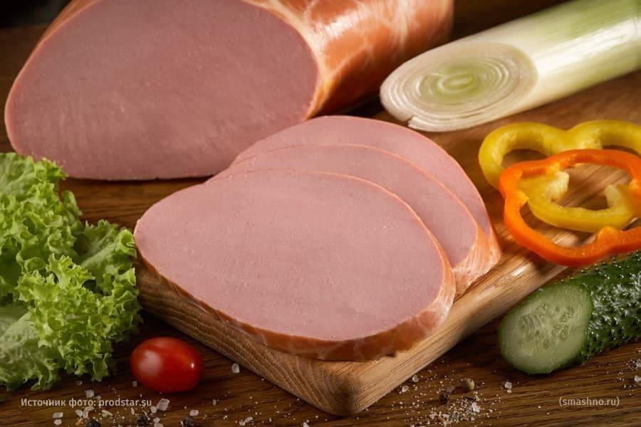 Цена докторской колбасы