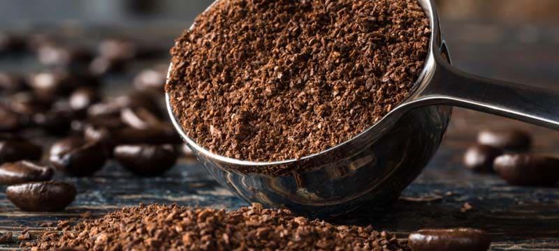 Цена молотого кофе