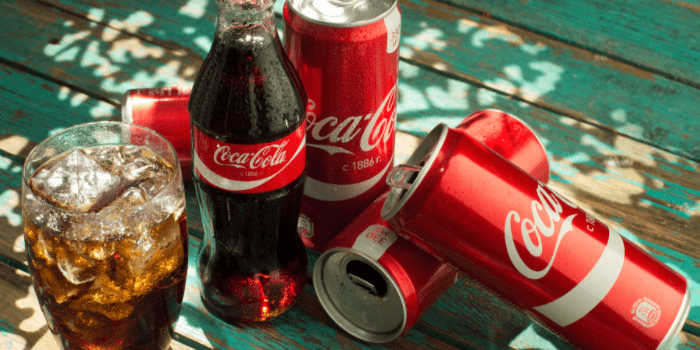Цена Кока Колы