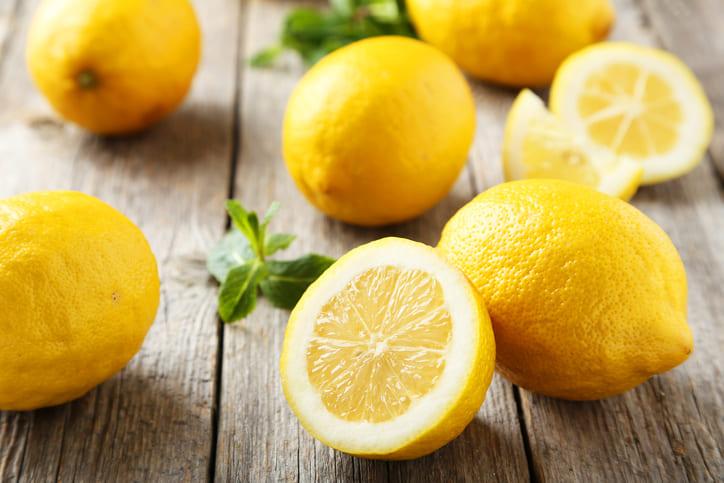 Цена лимона