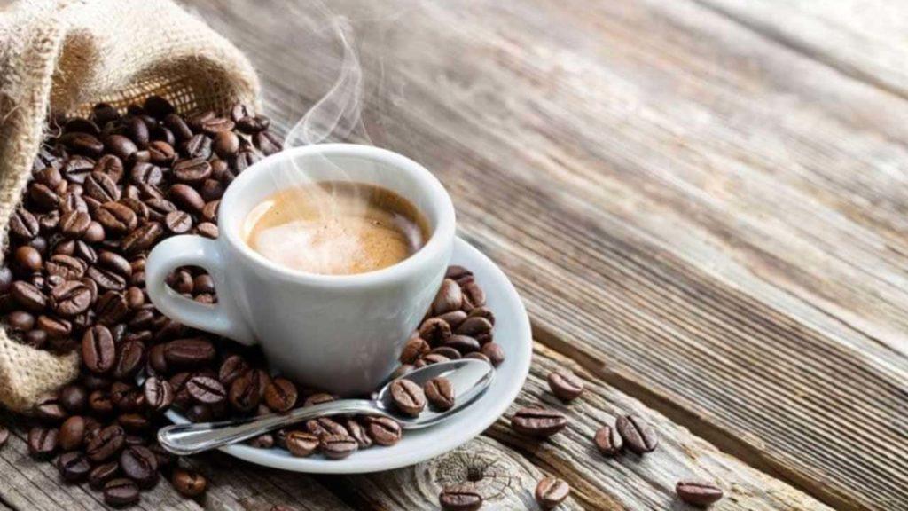 Стоимость кофе