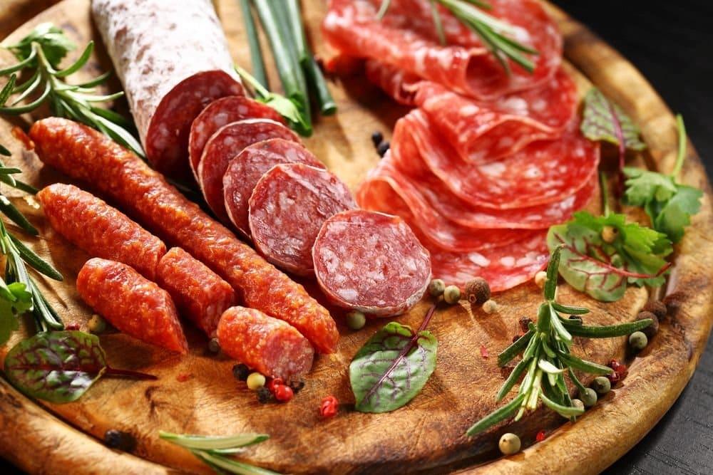 Стоимость колбасы
