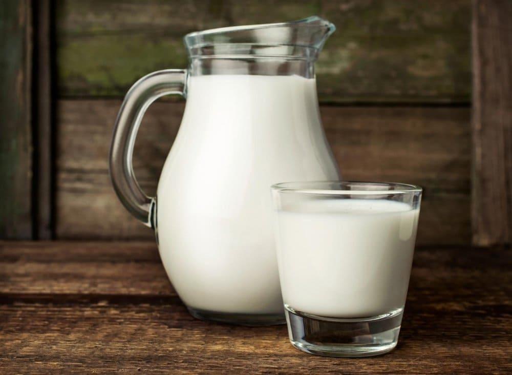 Стоимость литра домашнего молока