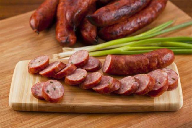 Стоимость конской колбасы