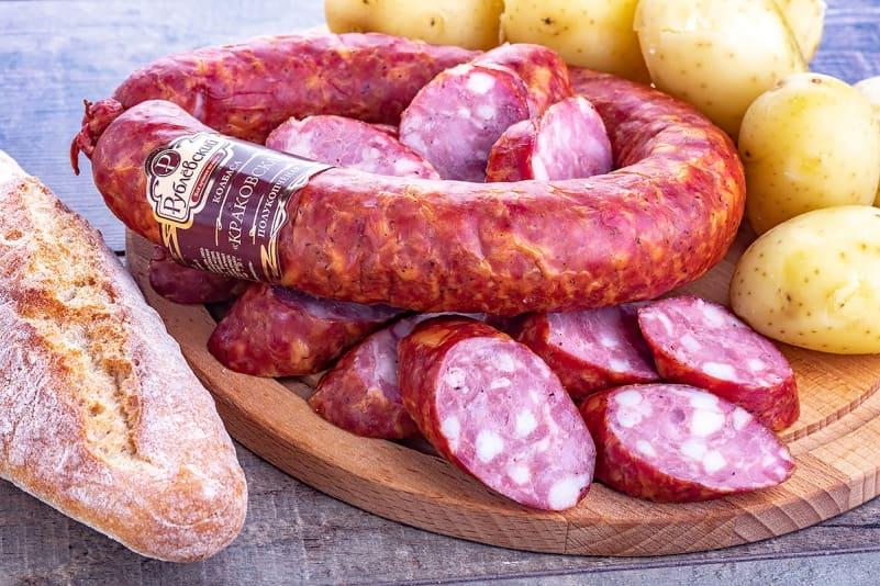 Стоимость краковской колбасы