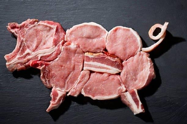 Сколько стоит свинина