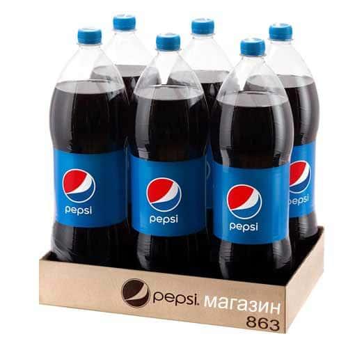 Сколько стоит Pepsi