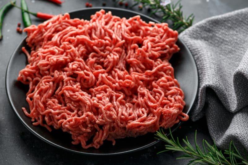 Сколько стоит говяжий фарш
