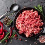 Сколько стоит свиной фарш?