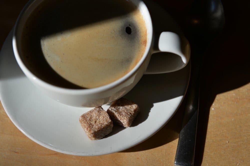Стоимость чашки кофе