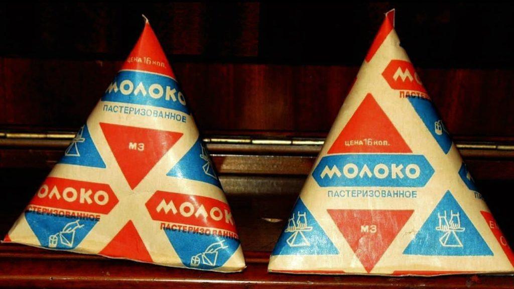 Сколько стоит молоко в СССР