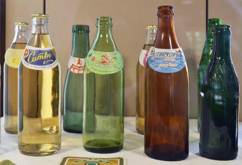 Сколько стоит лимонад в СССР