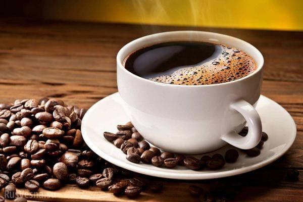 Цена чашки кофе