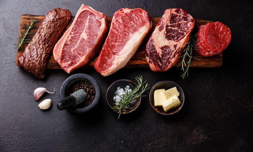 Цена мраморной говядины