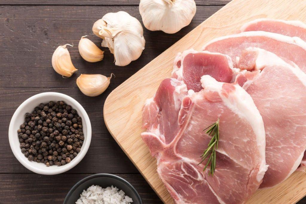 Цена свинины