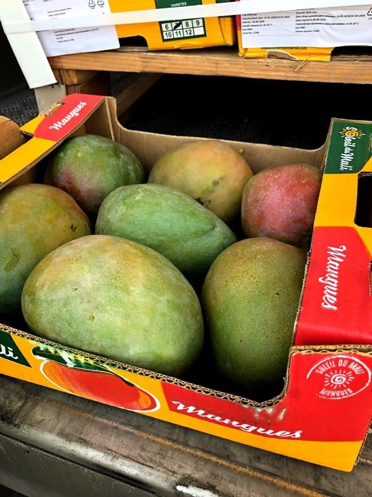 Цена манго