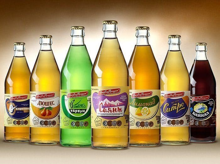Цена лимонада в СССР