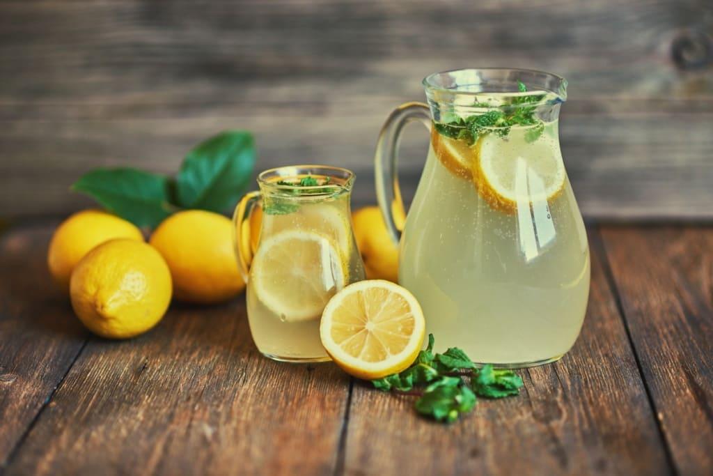 Цена лимонада