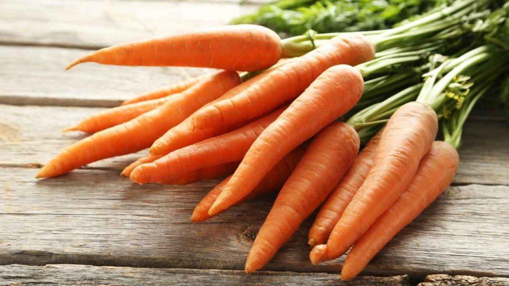 Стоимость морковки