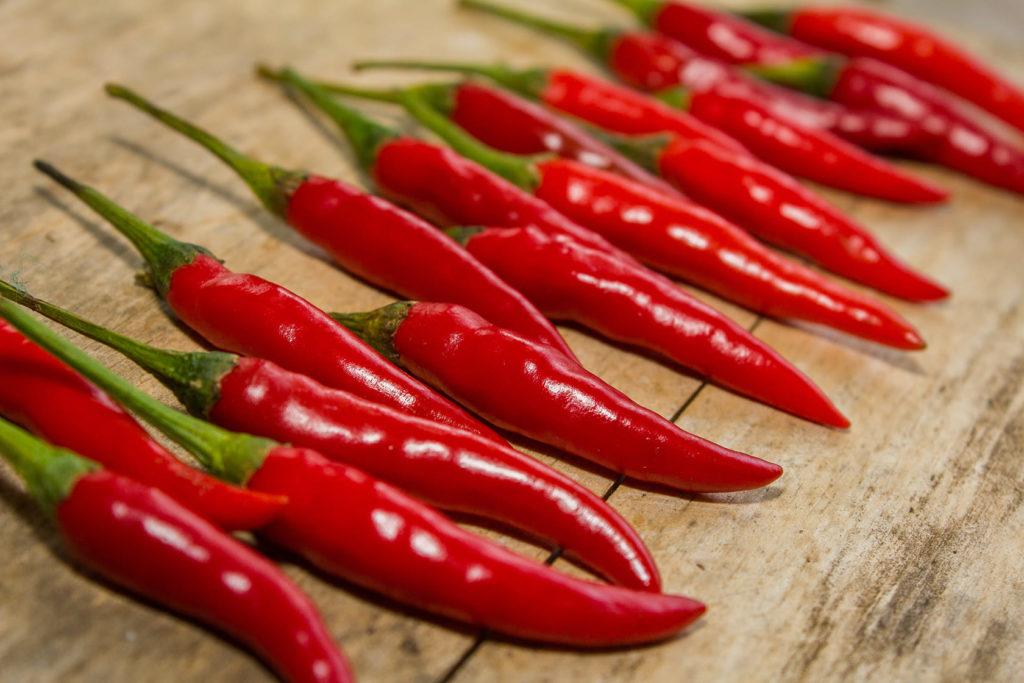 Стоимость красного перца