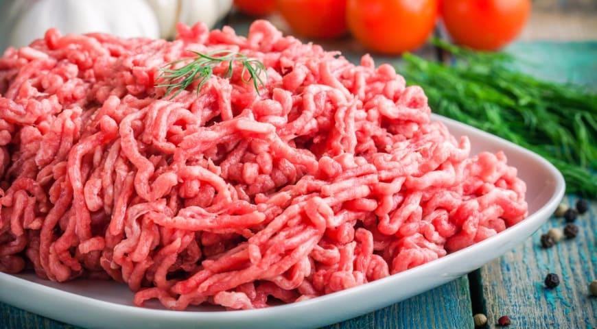 Стоимость говяжьего фарша