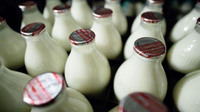 Стоимость молока в СССР