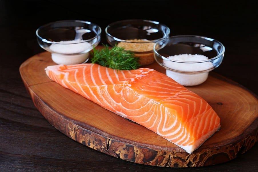 Стоимость лосося