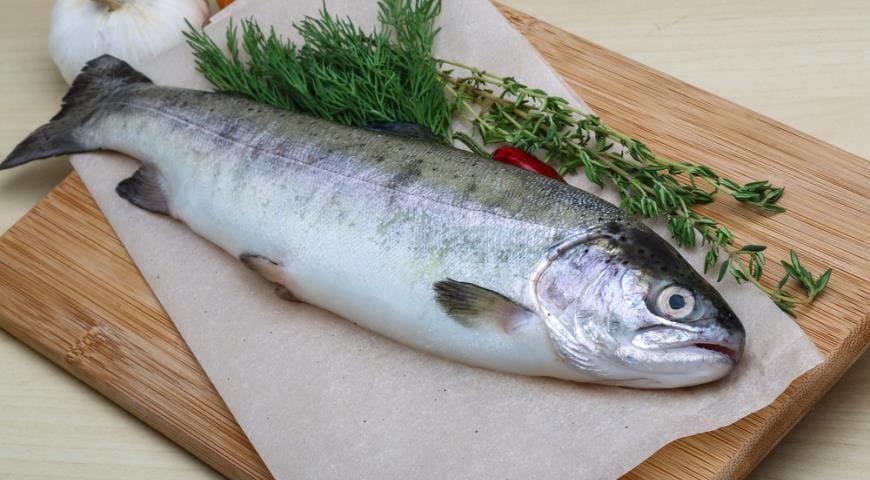 Цена красной рыбы