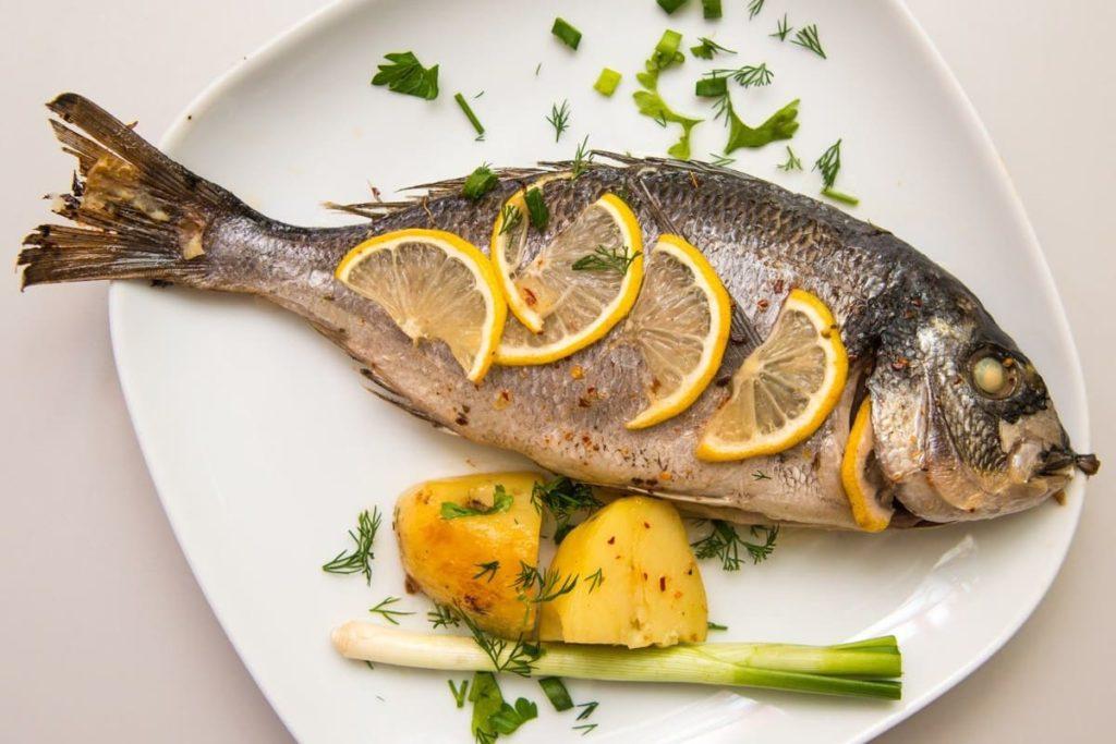 Цена рыбы дорадо