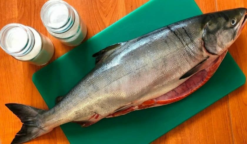Цена рыбы кета